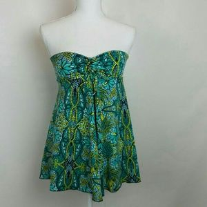 Lola by AFG Womens Strapless Top Size XS